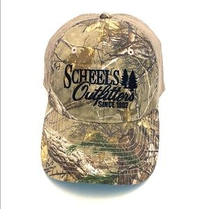 Scheels Outfitters West River Verdant Realtree Cap